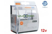 Lâmpadas Halogéneo Platinum +130% Luz - DUO Pack