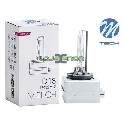 Lâmpada Xenon M-Tech Basic, D1s, D1r, D2s, D2r, D3s, D3r