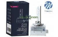 Lâmpada Xenon M-Tech Premium, D1s, D2s, D2r, D3s, D4s