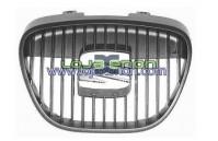 Grelha frontal Seat Ibiza 6L - Aro Preto