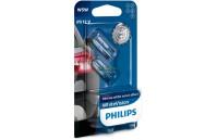 Lâmpadas Halogéneo W5W/T10 Philips WhiteVision 12V/5W