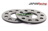 Alargadores 4x100/108 centro 57,1mm de 5mm, 15mm, 20mm, 25mm Japan Racing