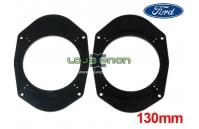 Aros para colunas Ford Fiesta, Focus, Ka, Mondeo, Puma, Transit 130mm