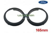 Aros para colunas Ford C-Max, Focus, S-Max, Mondeo, Transit 165mm