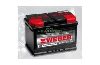 Bateria Weber - Magneti Marelli 60AHR 450A(EN)