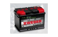 Bateria Weber - Magneti Marelli 100AHL 760A(EN)