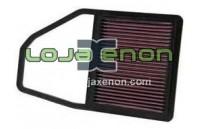 Filtro de Ar K&N 33-2243 Honda FR-V, Honda Civic VI, Honda Stream