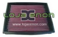 Filtro de Ar K&N 33-2013 Isuzu D-Max, Ford Scorpio, Ford Granada, Ford Sierra, Opel Frontera, Opel Omega