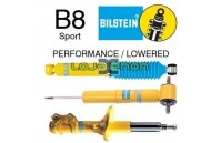 2x Amortecedores Bilstein B8 Frente Audi TT 8J3