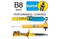 2x Amortecedores Bilstein B8 Frente Audi A3 8L