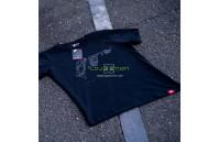 T-Shirt Homem Logótipo Japan Racing - Preto