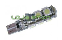 W5W T10 com 13 LEDS SMD 5050 CANBUS