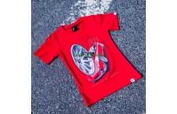 T-Shirt Mulher JR-11 Car Japan Racing - Vermelho