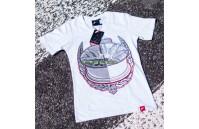 T-Shirt Mulher JR-18 Laurel Japan Racing - Branco