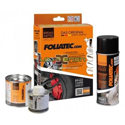Tinta Pinças de Travão 3 componentes Foliatec - Várias Cores