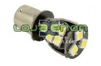 P21w / BAY15D 18 leds SMD CANBUS Branco