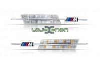 Farolins Laterais LED Normal Transparente M BMW E46 5 Portas 2002-2005 Lci