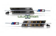 Farolins Laterais LED Normal Escurecido M BMW E46 3/5 Portas 1998-2001