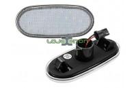 Farolins Laterais LED Normal Transparente Volskwagen Crafter desde 2006