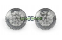 Farolins Laterais LED Normal Transparente Range Rover L322 2002-2012