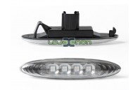 Farolins Laterais LED Normal Transparente Lexus IS250, IS350, Toyota Highlander