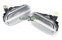 Farolins Laterais LED Normal Transparente Nissan Navarra, Micra, 350Z, Note, Pathfinder, Qashqai