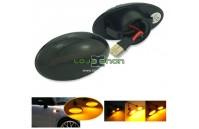 Farolins Laterais LED Dinâmico Escurecido Mini R50, R52, R53