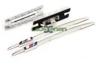 Farolins Laterais LED Dinâmico Transparente M BMW E60, E61, E82, E88, E90, E91, E92, E93