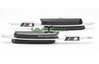 Farolins Laterais LED Dinâmico Escurecido M BMW E60, E61, E82, E88, E90, E91, E92, E93
