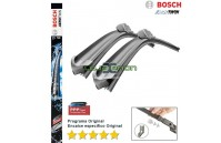 Escovas planas Bosch Aerotwin A 972 S - Programa Original