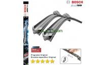 Escovas planas Bosch Aerotwin A 093 S - Programa Original