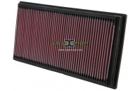 Filtro de ar K&N 33-2128 Audi, Seat, Skoda e VW