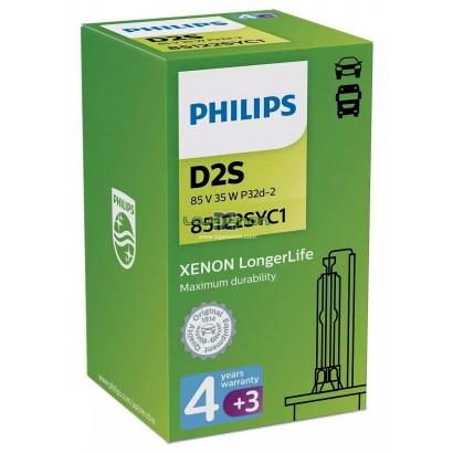 Philips Xenon LongerLife D2s