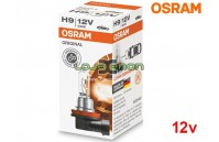 Lâmpada Halogéneo H9 Gama Original Osram - Pack Individual