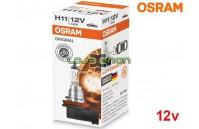 Lâmpada Halogéneo H11 Gama Original Osram - Pack Individual