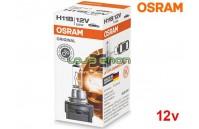 Lâmpada Halogéneo H11B Gama Original Osram - Pack Individual