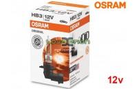 Lâmpada Halogéneo HB3 Gama Original Osram - Pack Individual