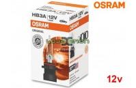 Lâmpada Halogéneo HB3A Gama Original Osram - Pack Individual