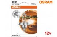 Lâmpada Halogéneo R2 Gama Original Osram - Pack Individual Blister