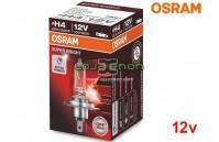 Lâmpada Halogéneo H4 Super Bright Osram - Pack Individual