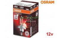 Lâmpada Halogéneo R2 90/100w Super Bright Osram - Pack Individual