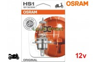 Lâmpada Halogéneo HS1 Gama Original Moto Osram - Pack Individual Blister