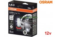 Kit LED H8 / H11 / H16 Osram LEDriving FL