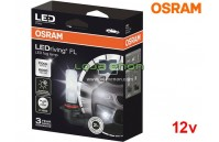 Kit LED H10 Osram LEDriving FL