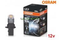Lâmpadas LED P13W Branco 6000K Osram LEDriving PREMIUM SL - Pack Duo Blister