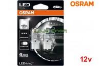 Lâmpadas LED W21/5W Branco 6000K Osram LEDriving PREMIUM SL - Pack Duo Blister