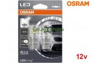Lâmpadas LED P27/7W 6000K Osram LEDriving SL - Pack Duo Blister