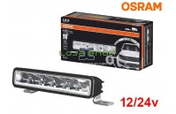 Barra LEDriving® LIGHTBAR SX180-SP 6000K, 14W Osram