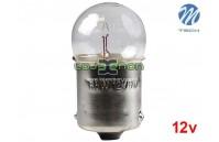 Lâmpada Halogéneo R5W G18 5W 12V M-Tech - Individual