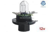 Lâmpada Halogéneo BX8.4d 1.2W 12V M-Tech - Individual